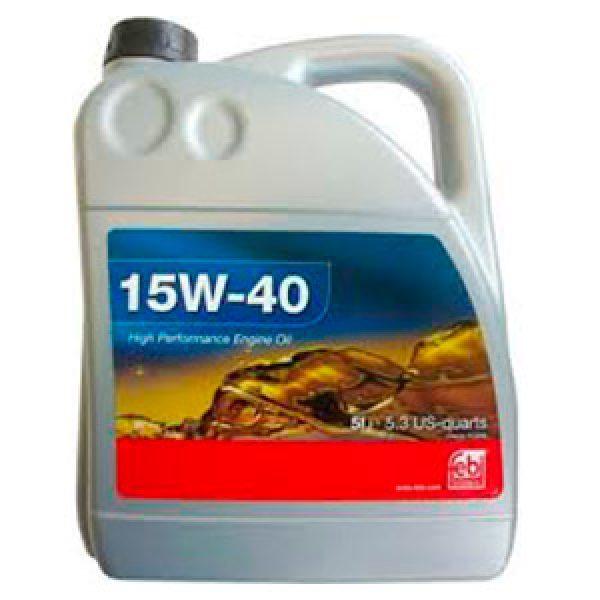 Aceite de Motor 15W-40