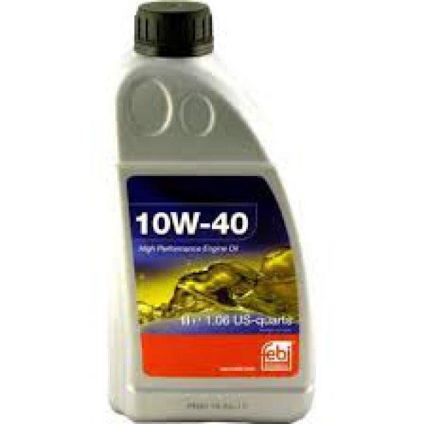 Aceite de motor 10W-40